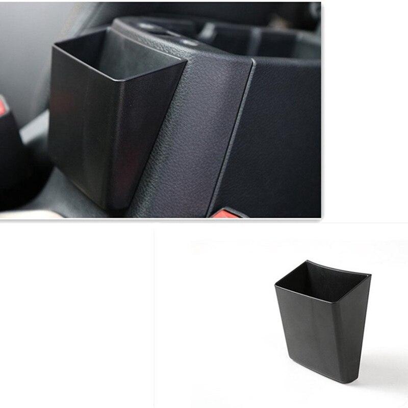 Black Abs Auto Car Exterior Armrest Storage Box for Jeep Renegade 2015-2017