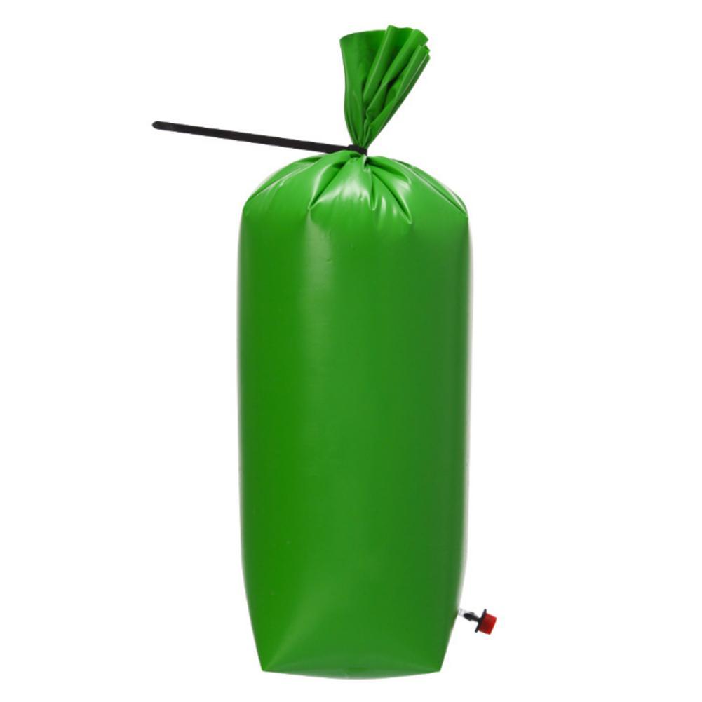 Bolsa de riego para plantas de jardín bolsa de riego para jardín fácil de ajustar velocidad de riego Kit de riego automático de liberación lenta para árbol