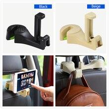 Crochet pour appui-tête de voiture   Support de sac pour téléphone, support de dos pour Honda Crosstour S C ev-ster NeuV S660 projet D M