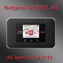 Entsperrt Netgear AC791 aircard 791L Verizon Jetpack 4G LTE Mobile Hotspot AC791L LTE Cat6 mit 4340mah batterie band 2/3/4/7/13 w