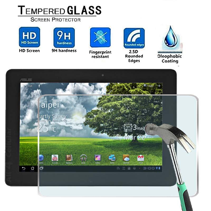 Para ASUS Eee Pad transformador principal TF201 -Premium Tablet 9H Protector de...