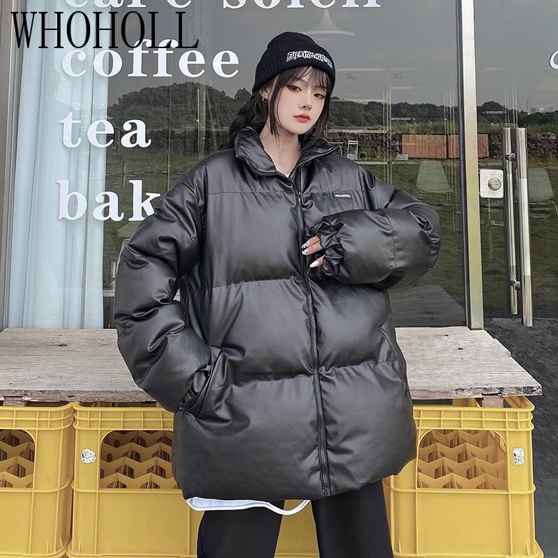 Женская зимняя куртка, парка, женское черное зимнее пальто, пуховик, женская пуховая парка, Женская парка, зимняя куртка для женщин