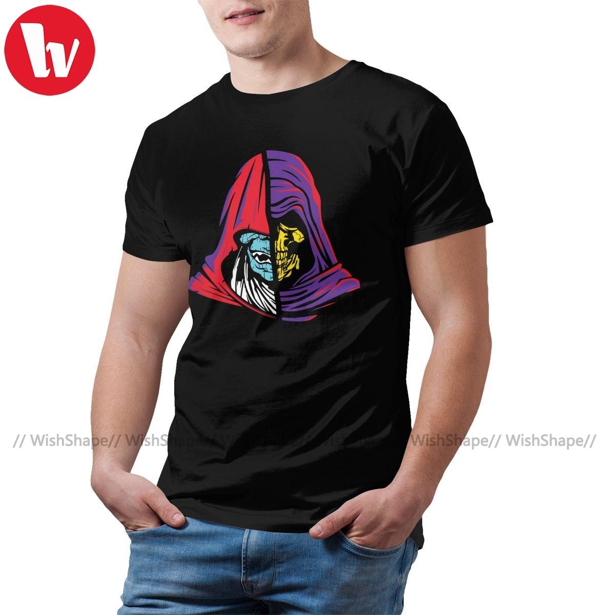Camiseta Thundercats con capucha ancestral del mal, camiseta 100 de algodón con gráfico, camiseta, camiseta manga corta