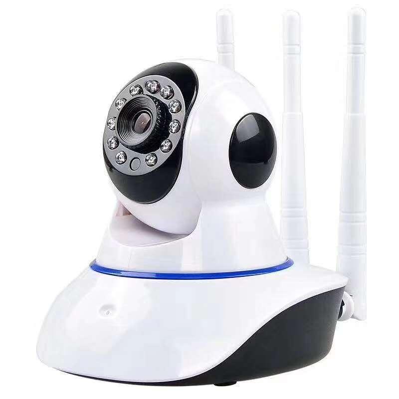 3MP Super HD Auto de seguimiento inalámbrico cámara ip ptz USB tarjeta Sim 4G WIFI Dongle kit de alarma de robos