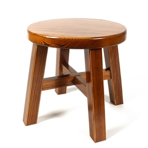 Living room home stool creative solid wood adult small bench fashion simple modern wood stool wooden stool