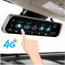 "ANSTAR f800 Auto DVR 4G Android 5.1 GPS WIFI ADAS Auto Kamera 10 ""Rückspiegel HD 1080P Dash cam Recorder Kanzler DVRs"
