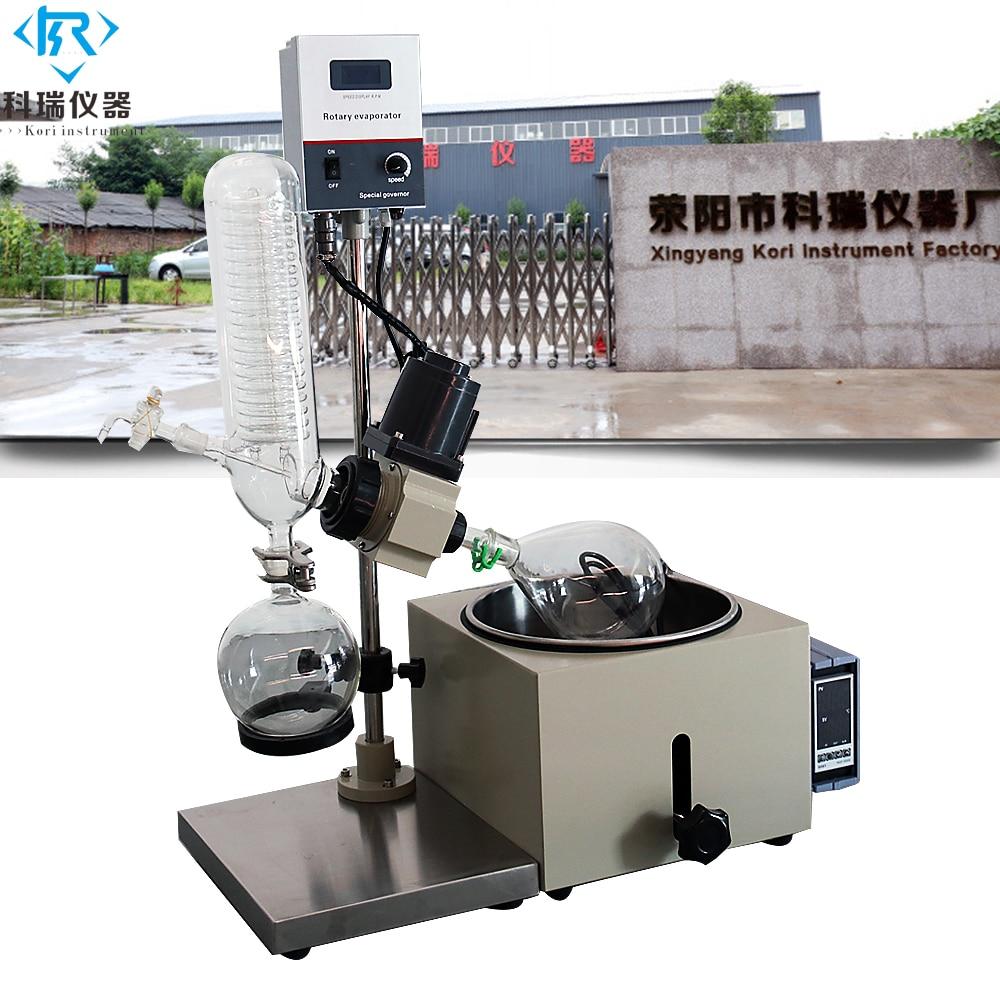 Re201d manual rotovap uso do evaporador rotativo com balão de evaporação rotativo para cbd thc cânhamo destilação de óleo essencial