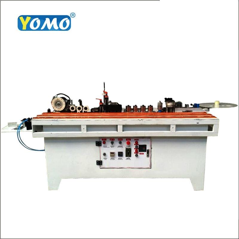 MY-10 Automatic edge Sealing wood edge banding Machine, trimming, polishing and end cutting