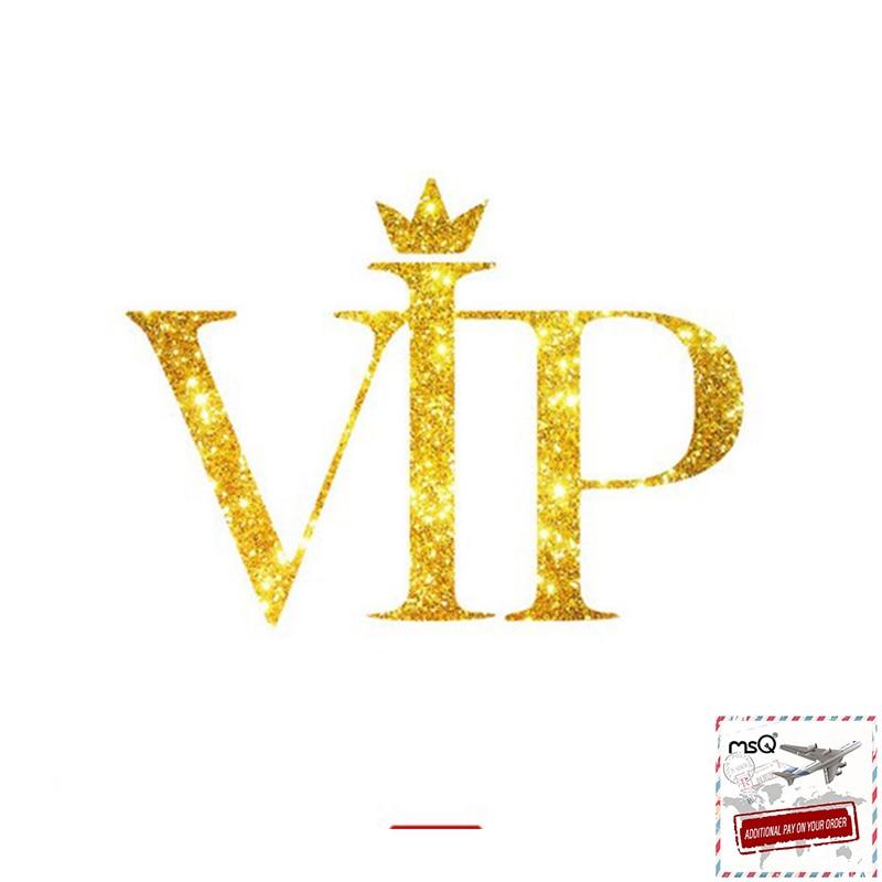 VIP بالنسبة لك دفع الفرق أو دفع إضافي على الطلب الخاص بك