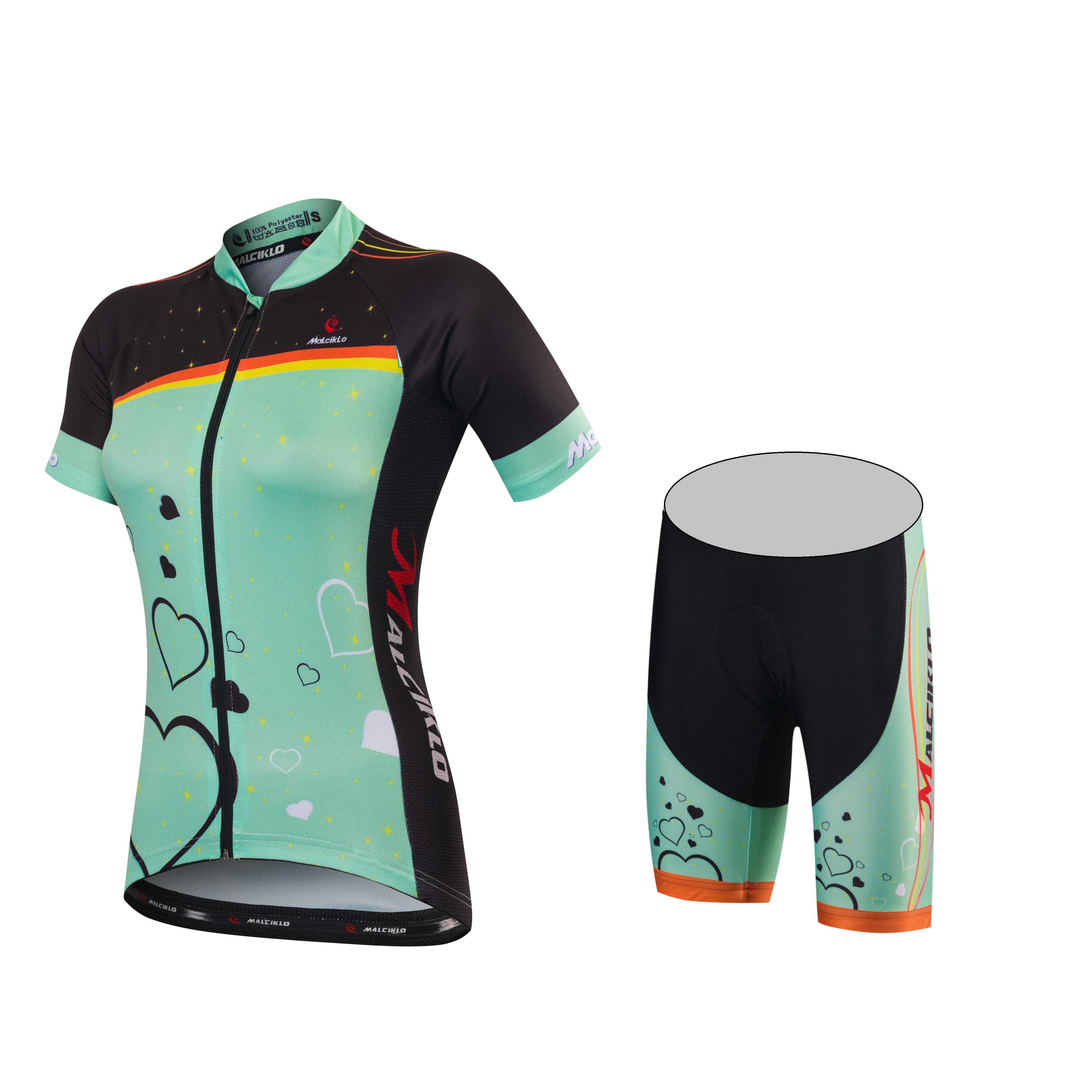Женская Спортивная одежда для езды на велосипеде женские майки велоспорта