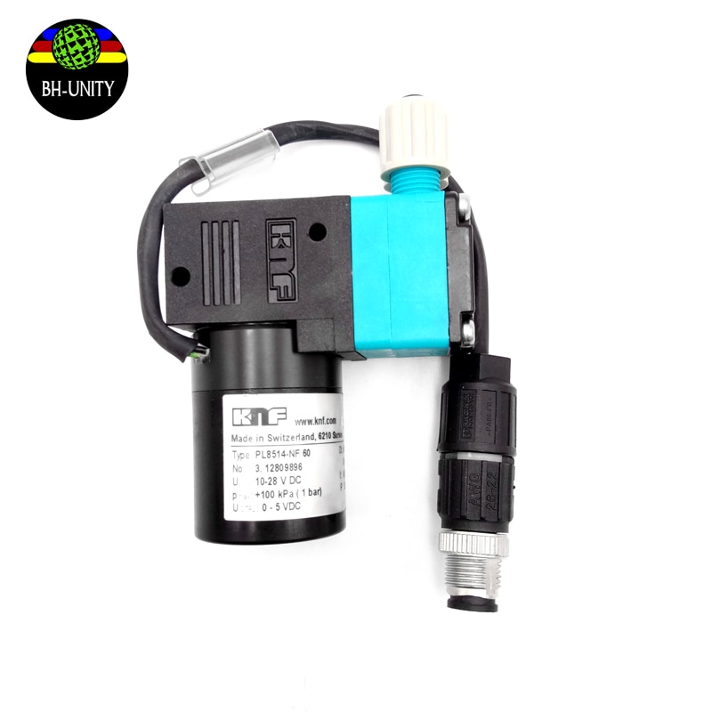 Feito na suíça bomba de tinta knf PL8514-NF 60 bomba de knf para a máquina cerâmica impressora bomba de abastecimento de tinta