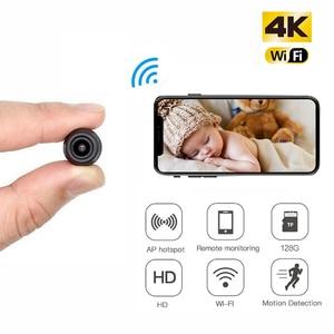 HD 1080P Portable USB WiFi IP Mini Camera P2P Wireless Micro webcam Camcorder Video Recorder Support Remote View Hidden card