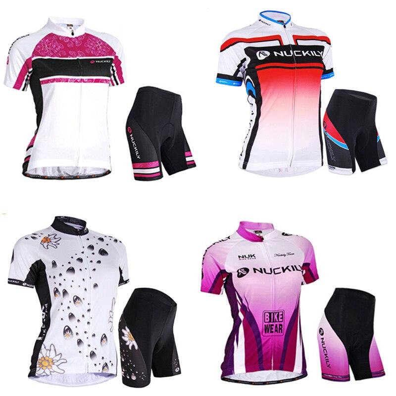 Envío Gratis, ropa de ciclismo para mujer, verano 2020, jersey de secado rápido para ciclismo, conjunto corto, traje de bicicleta MTB, ropa deportiva, vestido de ciclista