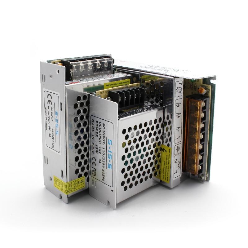 Transformador 220V 5V 12V 24V fuente de alimentación 1A - 20A AC DC 220V a 12V 3V 5V 9V 15V 18V 24V 36V 48V 48V fuente de alimentación fonte