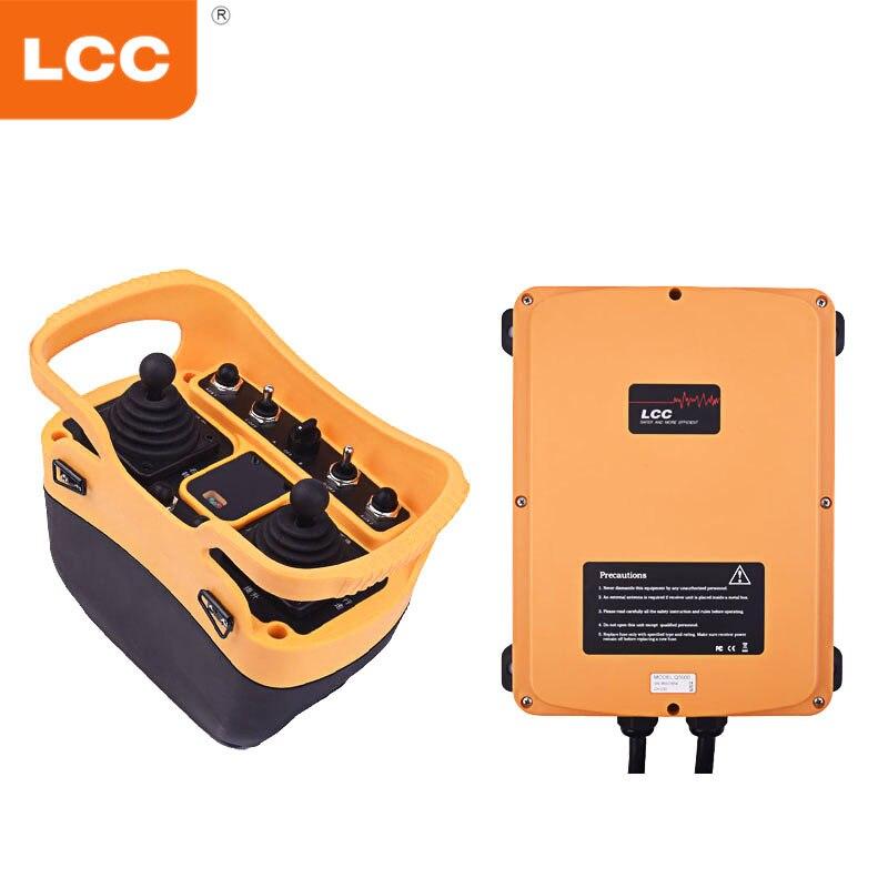 Remoto sem Fio do Rádio do Guindaste de Q5000 315mhz com Joysticks para Máquinas Controle Autec Agrícolas