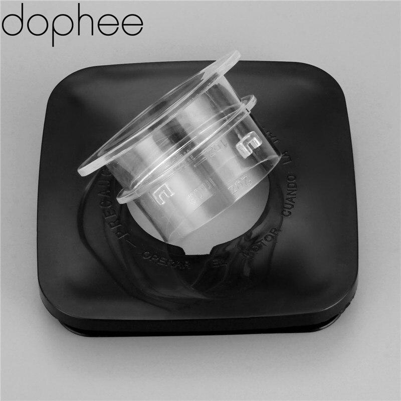HOT SALE Square Jar Lid & Center Filler Cap for Square Top Glass or Plastic Oster Blender Easy To Install