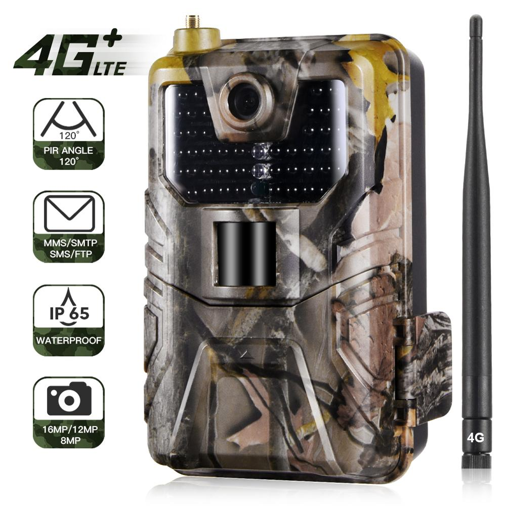Suntekcam Trail Camera 20MP 1080P Game Camera Motion Activated Night Infrared Vision IP66 Waterproof Outdoor Scouting Wildlife