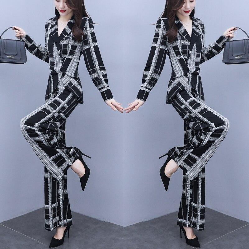 Conjunto de 2 piezas a la moda para mujer, conjunto Desigual a...