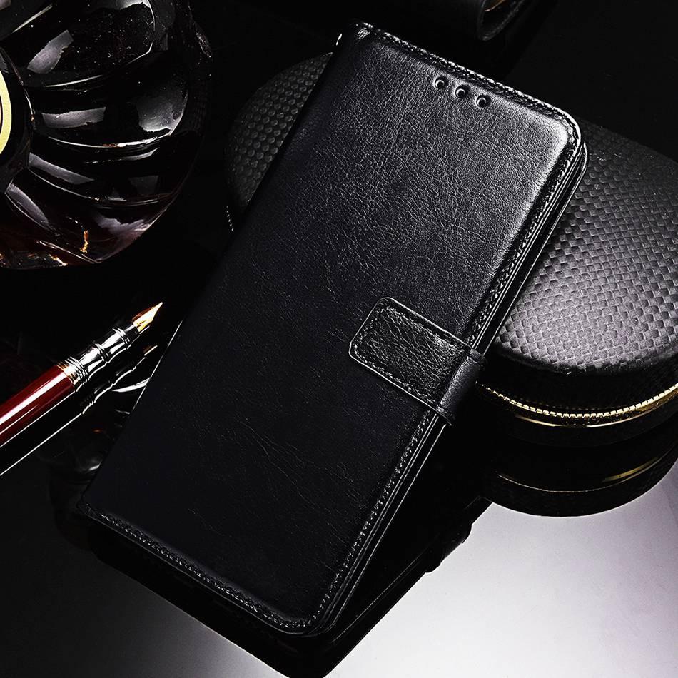 Wallet Black Phone Cases Covers for Liquid Z6 Plus Z630 Z630S Z330 Z520 Z528 Z525 Leather Flip Case Shell Fundas