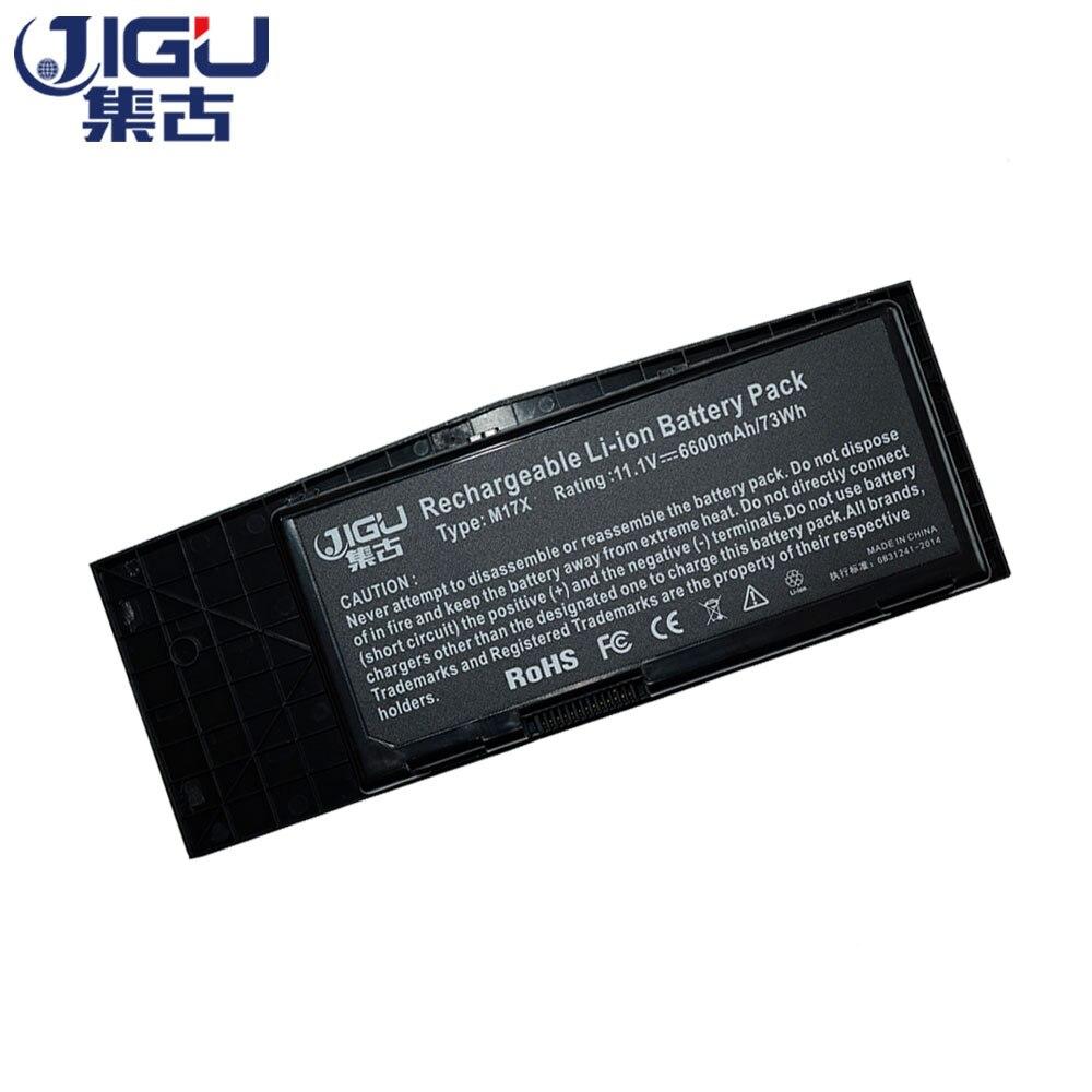 JIGU 11,1 V 9 celdas para Dell 451-11817 BTYVOY1 C0C5M batería para...