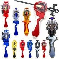 Линейка-гироскоп для детей, пусковое устройство с искрящимся захватом, волчок, гироскоп, игрушки для детей, подарок на день рождения