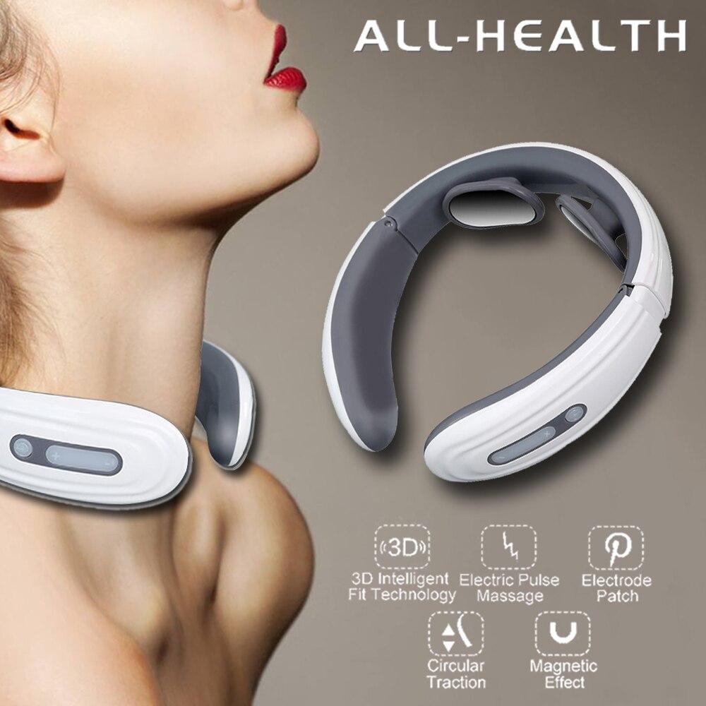 الكهربائية الرقبة مدلك الذكية الظهر والرقبة مدلك عنق الرحم تدليك الجسم الكهربائية لآلام الظهر الكتف تدليك الاسترخاء