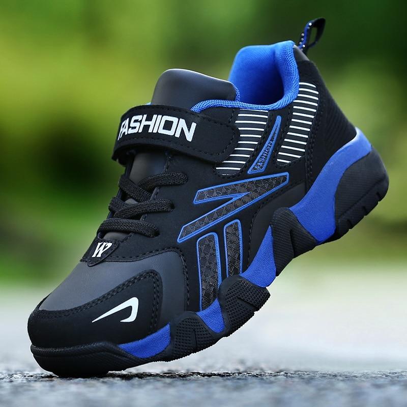 2021 Sport Kids Sneakers Boys Casual Shoes for Children Sneakers Girls Running Shoes Anti-slippery Fashion Tenis Infantil Menino