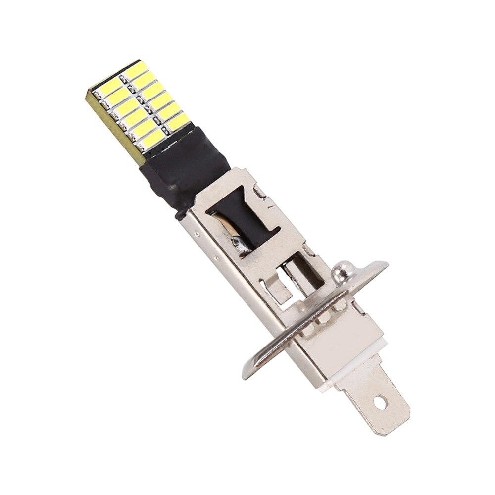 Super Brighter 4014-SMD LED Light White 6500K Bulb Replacement Fog Light Driving High Power Bulbs 12V Lower Power Consumption