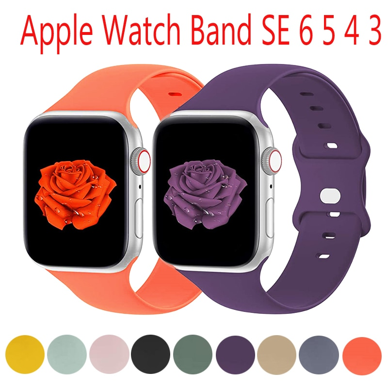 silicone-apple-watch-strap-6-5-se-correa-apple-watch-42mm-44mm-band-color-sports-bracelet-belt-for-iwatch-series-5-4-3-38mm-40mm