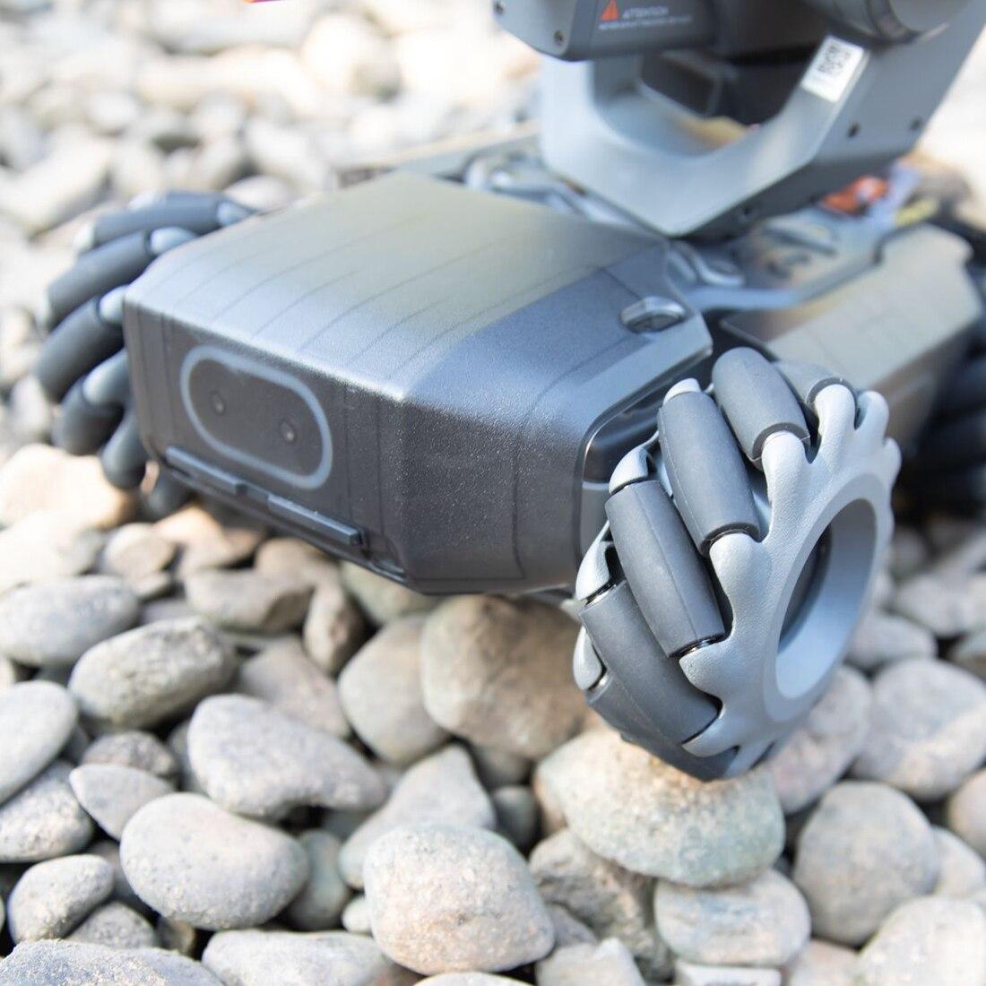 Para DJI RoboMaster S1 soporte de rueda de rodamiento de actualización rueda de rodamiento básico