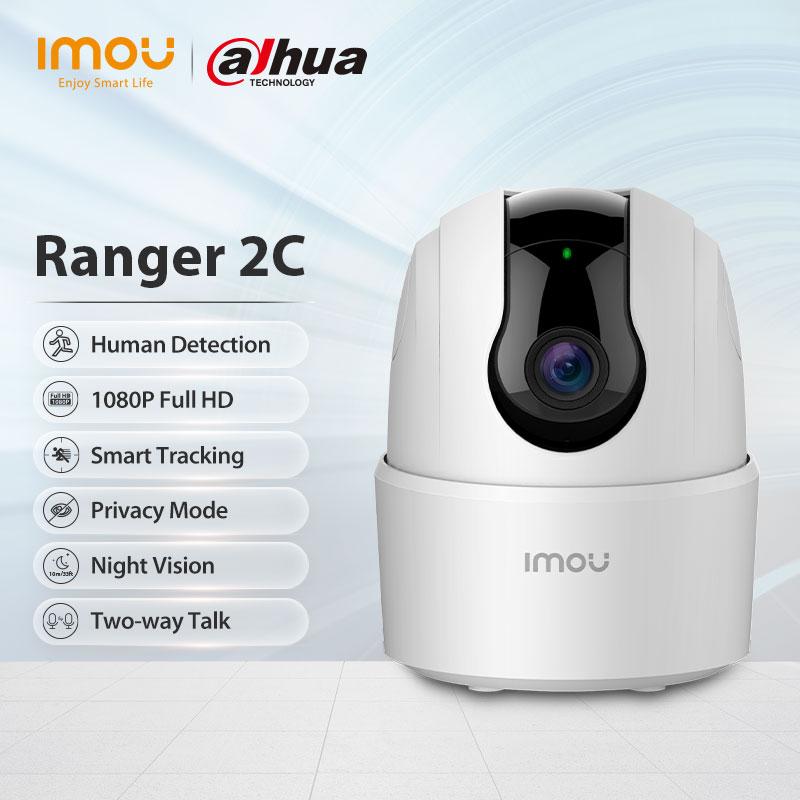 AliExpress - Dahua Imou Ranger 2C 4MP Home Wifi 360 Camera Human Detection Night Vision Baby Security Surveillance Wireless ip Camera