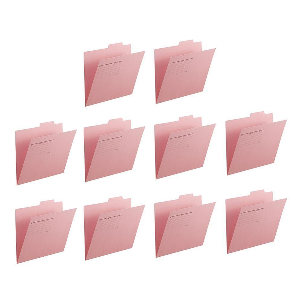 Carpeta de archivos de clasificación de papel VIVIDCRAFT re-orders suministros escolares de oficina rápidos y convenientes
