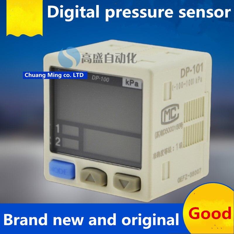 Envío Gratis DP-101 DP-102 DP-101A DP-102A DP-011 DP-012 Digital interruptor de sensor de presión medidor