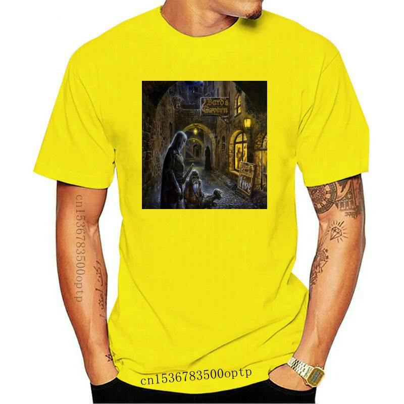 New 2021 T-SHIRT BARD'S TAVERN BY METAL BAND BLIND GUARDIAN DTG PRINTED TEE - S6XL