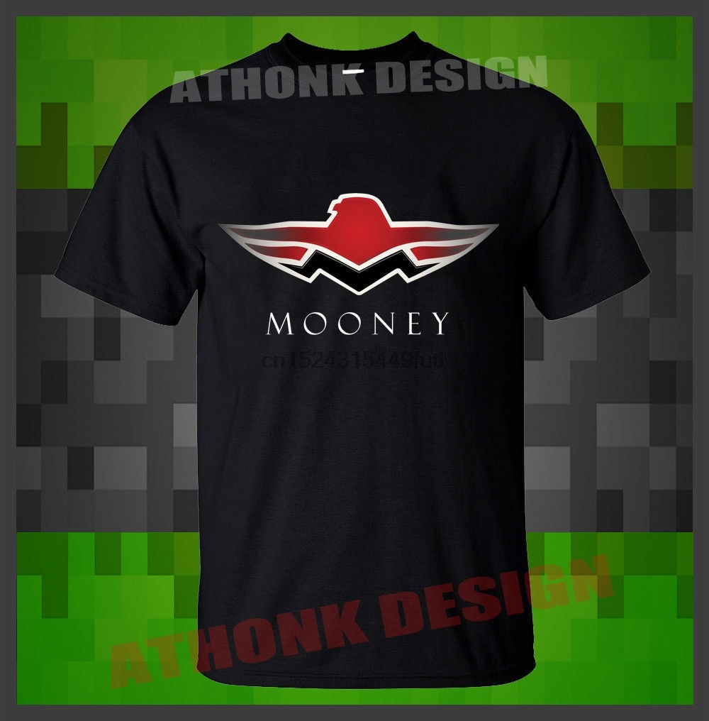 Camiseta para homem mooney international corporation