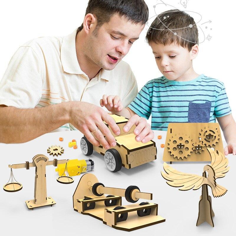 H · ciencia de la creatividad experimento pequeño juguete de producción conjunto de aula de los estudiantes jóvenes Material de la tarea Gizmo