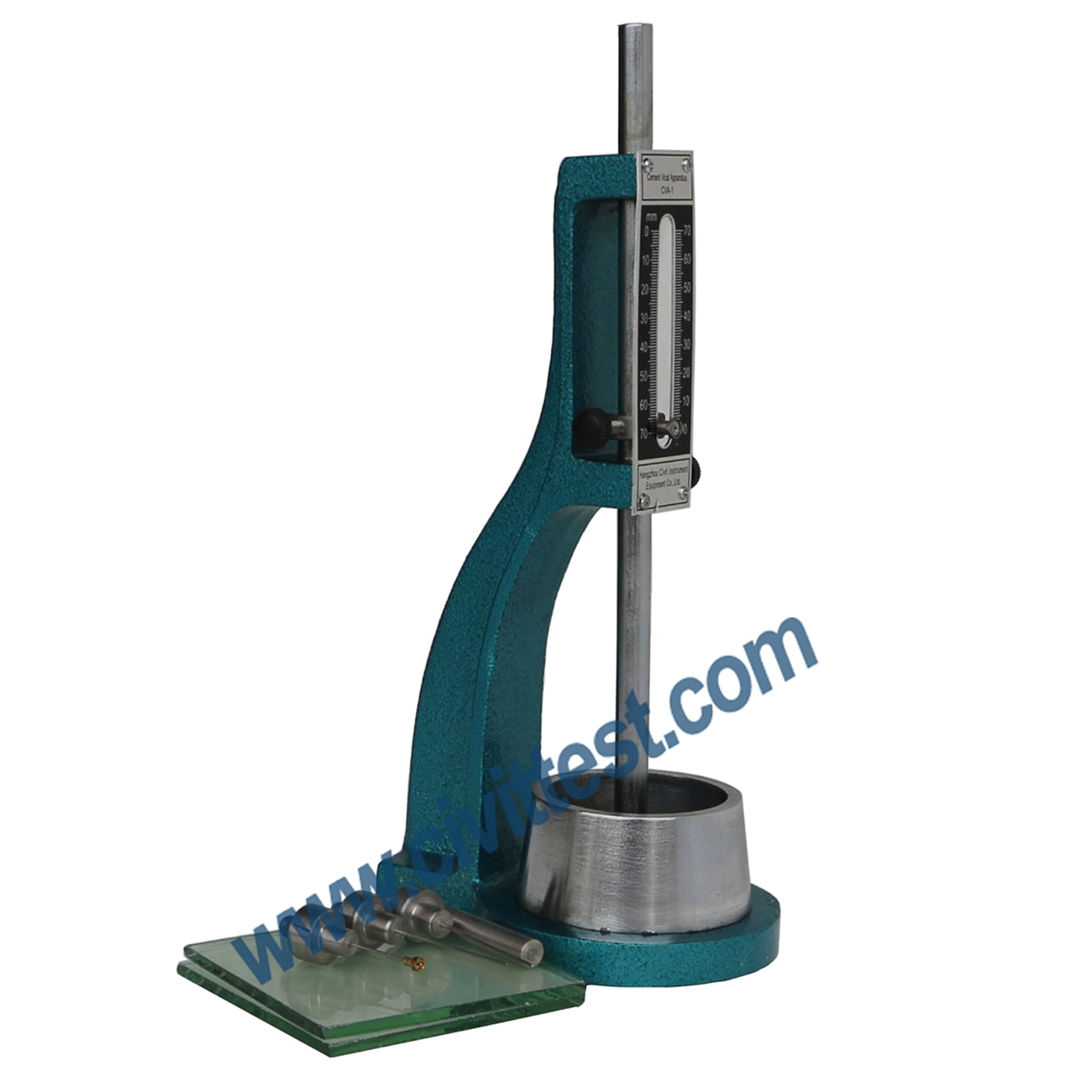 Standard Consistency Cement Vicat Measure Machine and Setting Time Meter