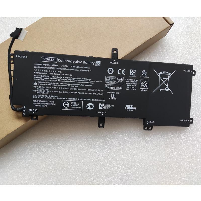 Bateria do Portátil para hp Original Envy 15.6 15-as014wm As001ng As024tu As000 As101ng As032tu As028tu Vs03xl Hstnn-ub6y Tpn-i125