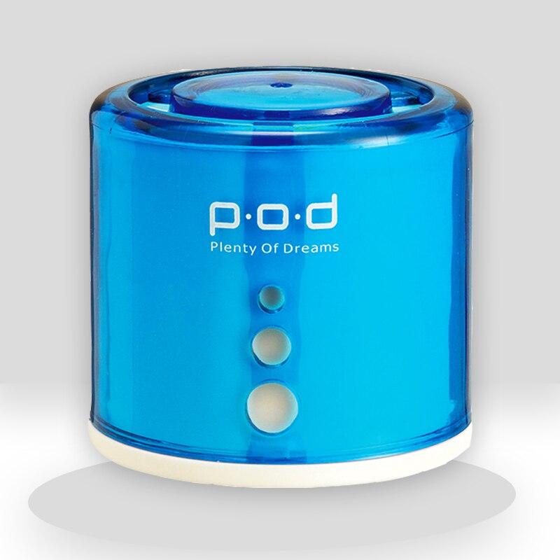 Perfume de coche accesorios de Interior de coche brisa del mar del Océano aroma fresco Perfume ambientador olor en el estilo del coche para la niña