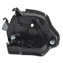 Controlador delantero izquierdo, Motor de accionador de puerta integrado para BMW E53 X5 OEM 51218402537