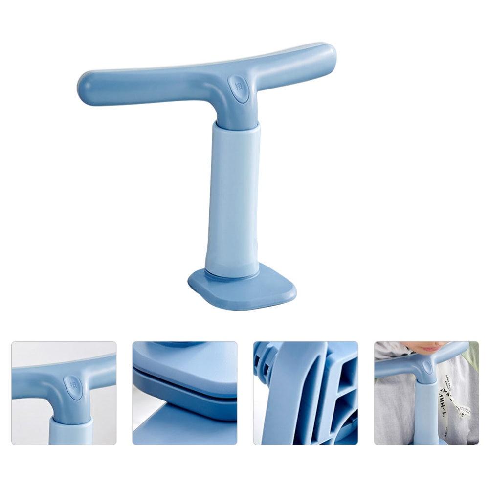 1pc Teenagers Adults Posture Corrector Adjustable Anti-myopia Rectifier (Blue)