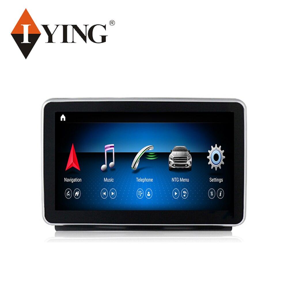 Datong Android 9 Autoradio lecteur multimédia pour Benz Classe G W461 2012 2013 NTG4.0 2014 2015 NTG4.5 W463 2016-2019 NTG5.0 2din