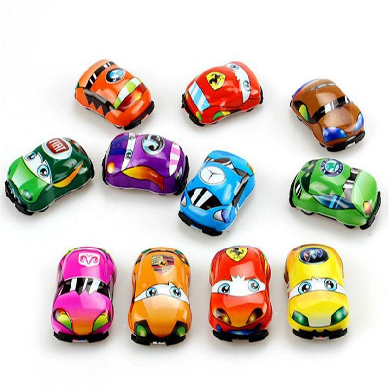 1pcs Rally Racing Car RC Car Manual Remote Micro Racing Car Transparent Candy Colors Cars Toys Child