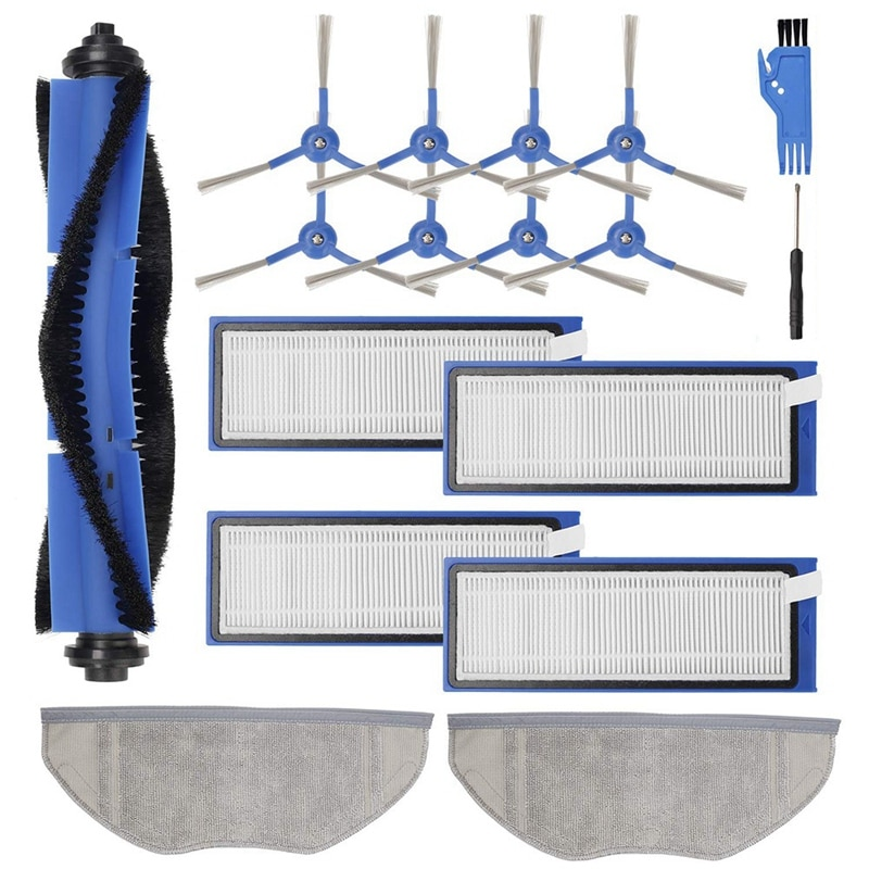 Vacuum Cleaner Accessories Replacement Parts Kit for Eufy RoboVac L70 Hybrid Robot Vacuum Cleaner