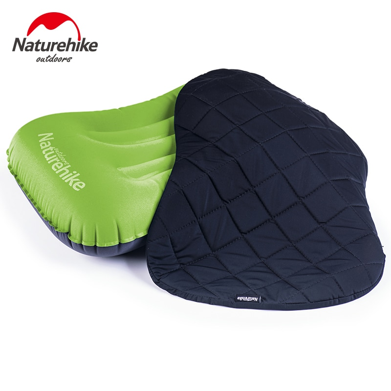 Naturehike Pillow Inflatable Air Camping Ultralight Hiking Sleep Outdoor Compressible Travel