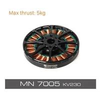 t motor newest antigravity mn7005 kv115 light efficient energy saving motor for aircraft uav rc drone