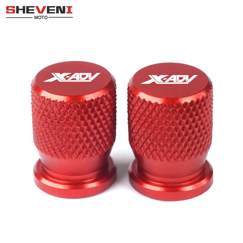 XADV750 Аксессуары для мотоциклов колеса крышки стержня вентиля шины ЧПУ Герметичный для Honda XADV X-ADV 750 x adv 2014-2016 2017 2018 2019