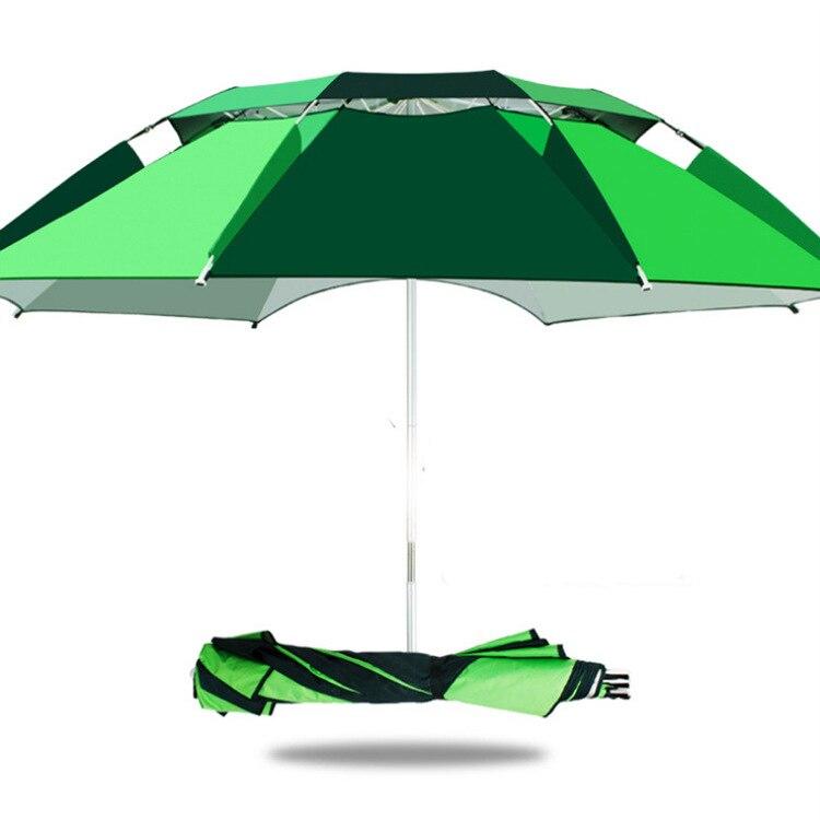 Уличная мебель, зонт для рыбалки, многофункциональный складной портативный большой зонт для рыбалки, зонт от солнца для рыбалки на открытом...