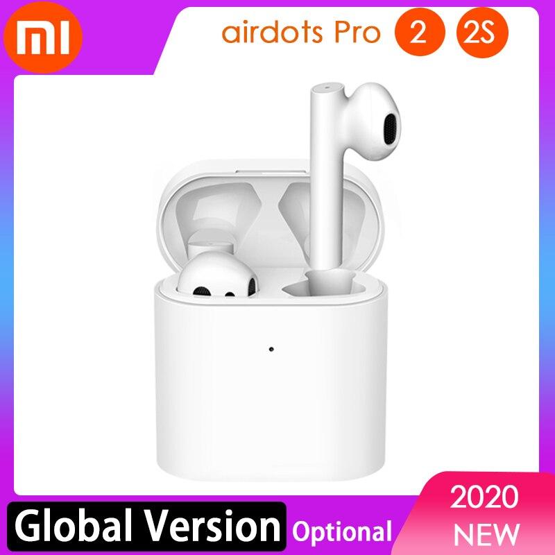 TWS-гарнитура Xiaomi Airdots Pro 2 air 2 s, беспроводные наушники с LHDC и сенсорным управлением, с двойным микрофоном, air 2 se, Bluetooth