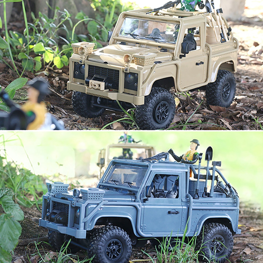 1:12 RC Car Remote Control Car High Speed  4WD Off Road RC Monster Vehicle Truck Crawler Electric Toys for Kids and Adults enlarge